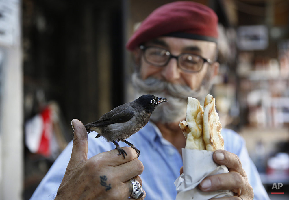 Mideast Lebanon Daily Life