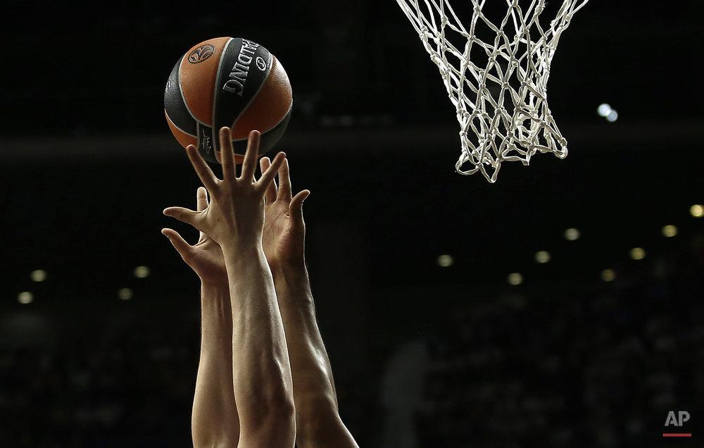 APTOPIX Spain Basket Euroleague Final Four
