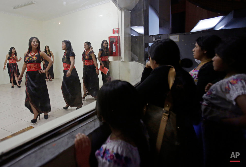 Ecuador Indigenous Beauty Contest Photo Gallery