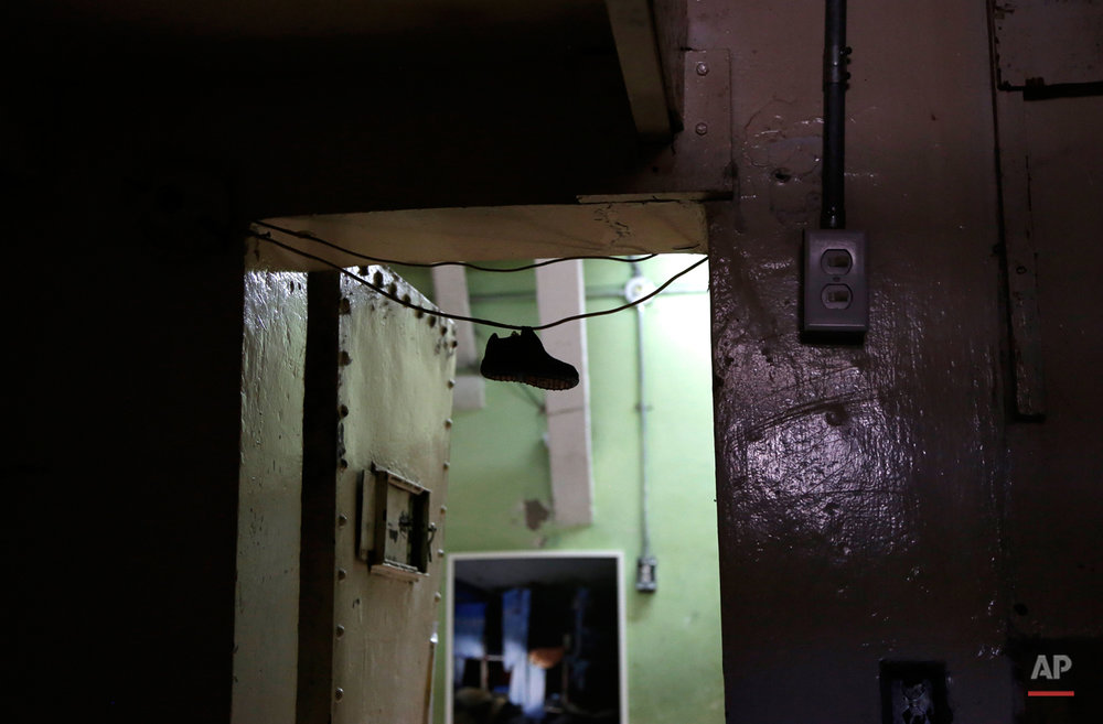 Ecuador Abandoned Prison Photo Essay