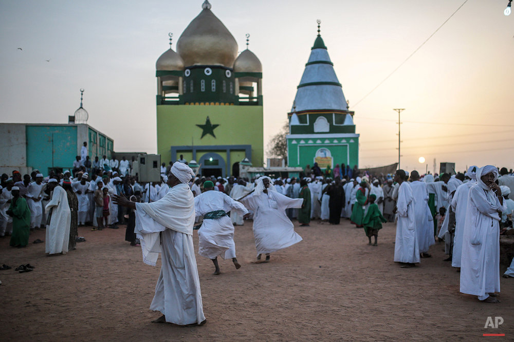 APTOPIX Mideast Sudan Daily Life