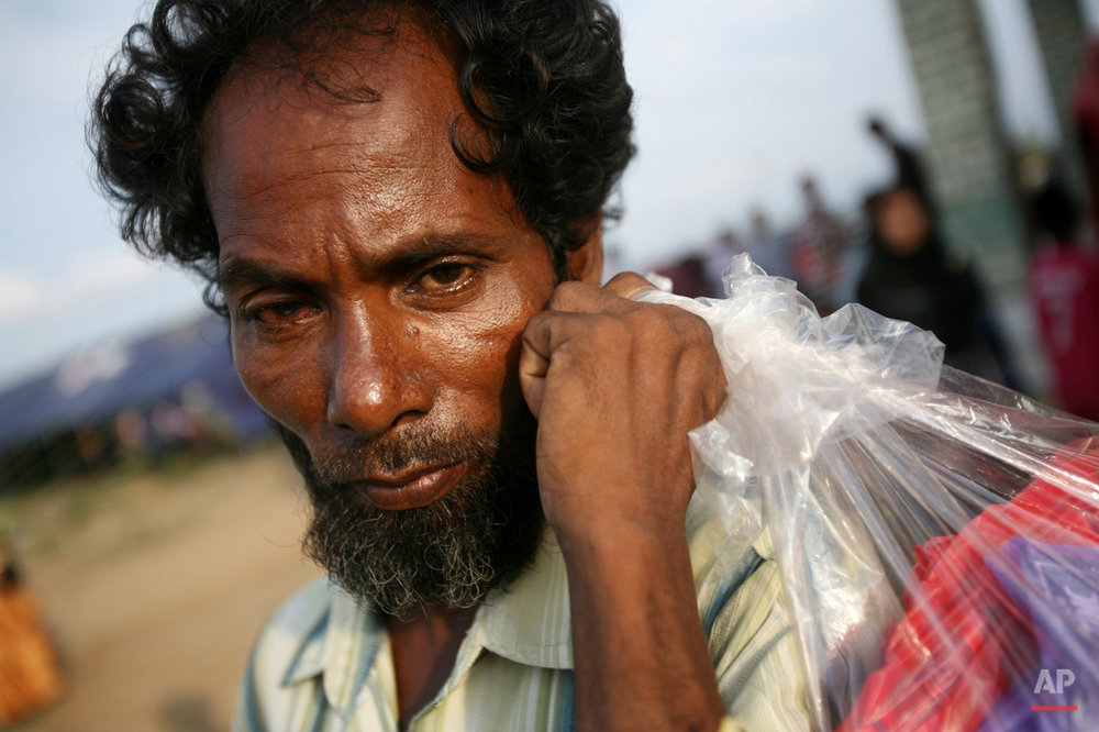 Indonesia Rohingya Boat People