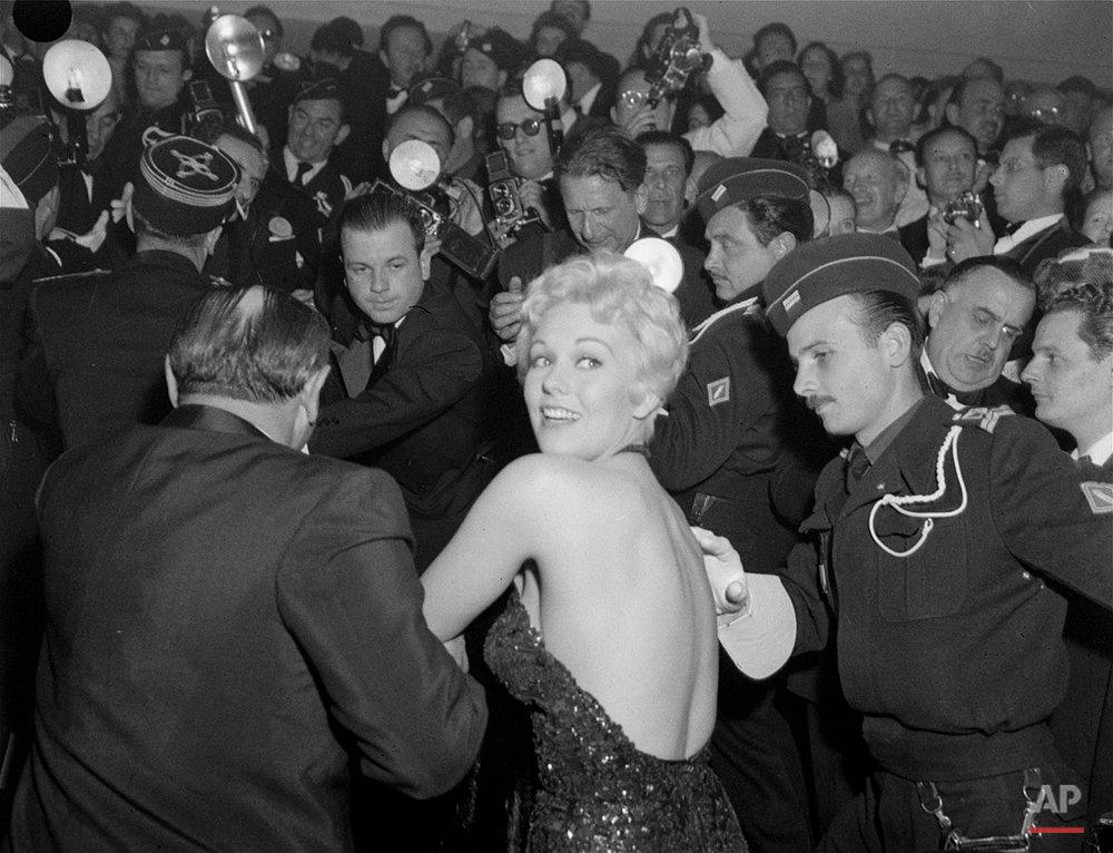 Kim Novak 1956