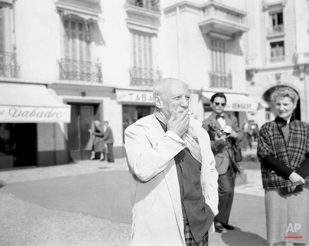 Pablo Picasso 1957