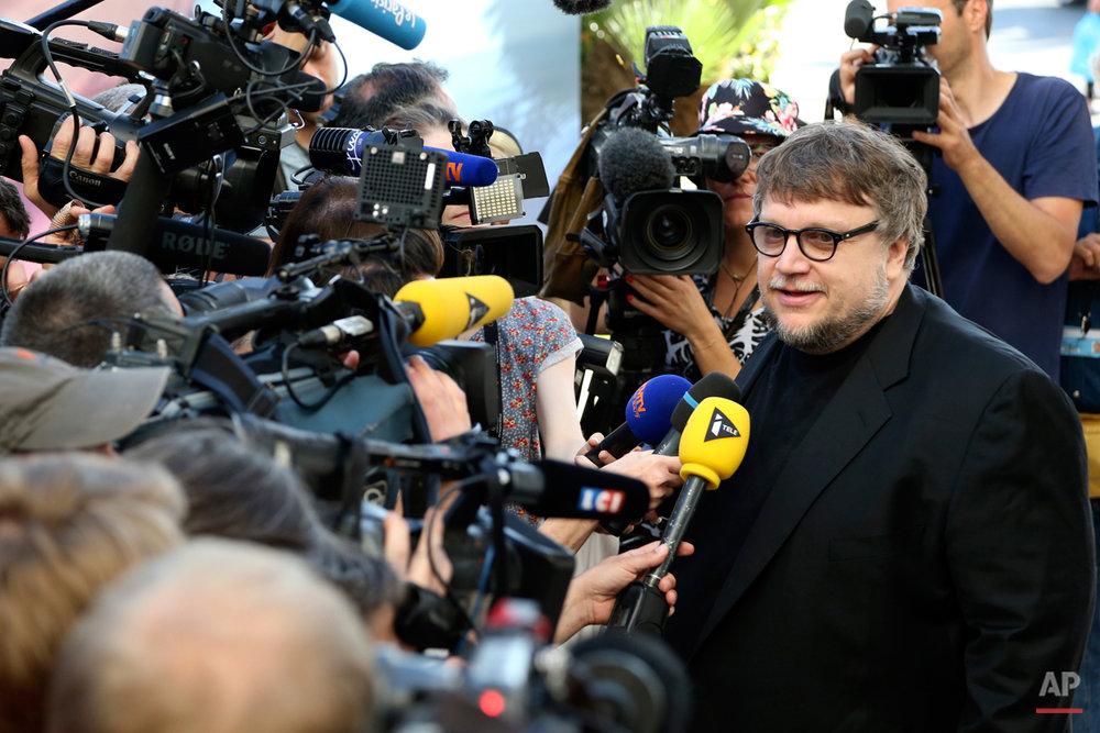 Guillermo Del Toro 2015