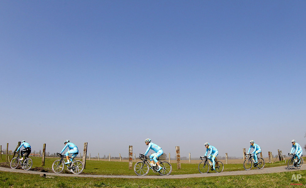 France Cycling Paris Roubaix