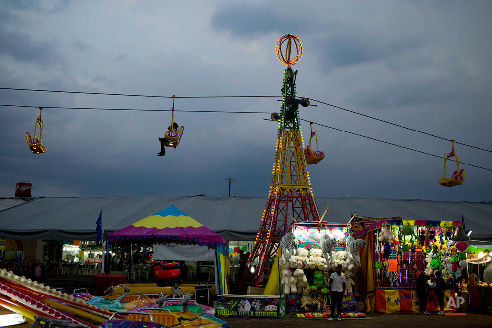 Mexico Texcoco Fair Photo Gallery