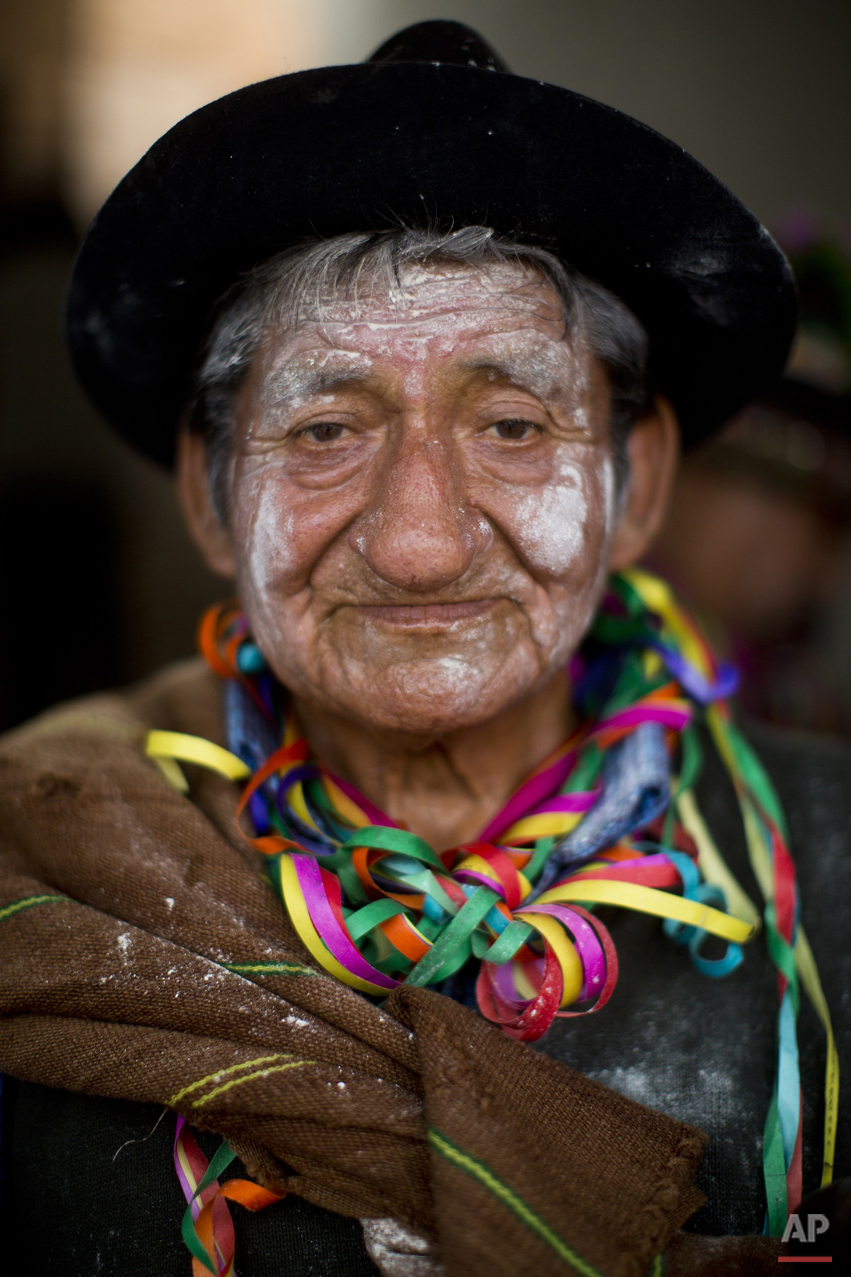 APTOPIX Peru Ayacucho Dancers Photo Gallery