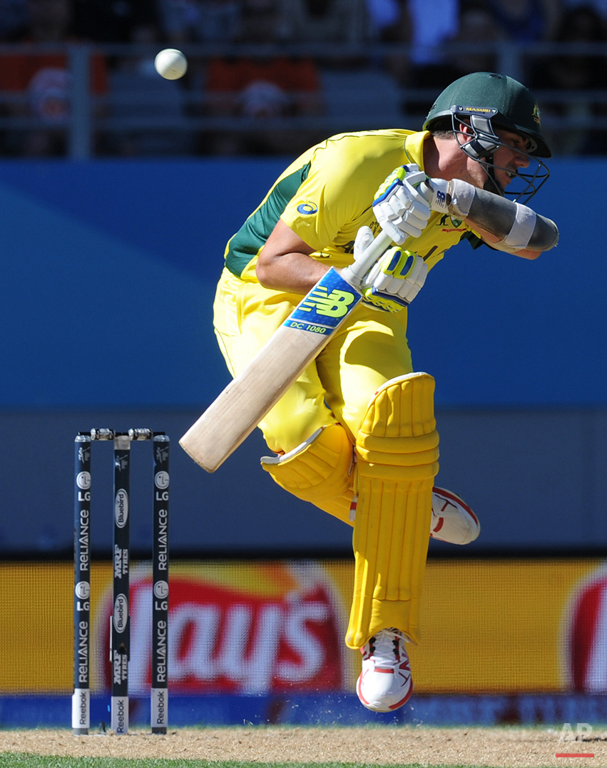 Cricket WCup Australia New Zealand