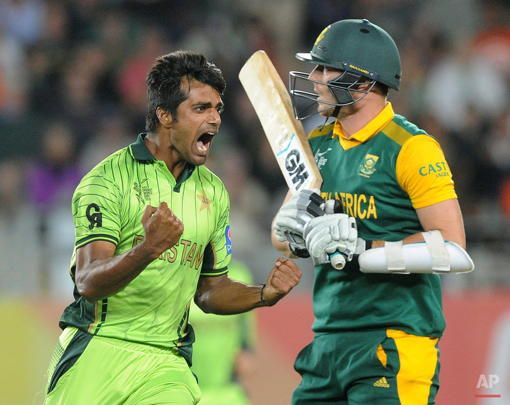 Cricket WCup South Africa Pakistan