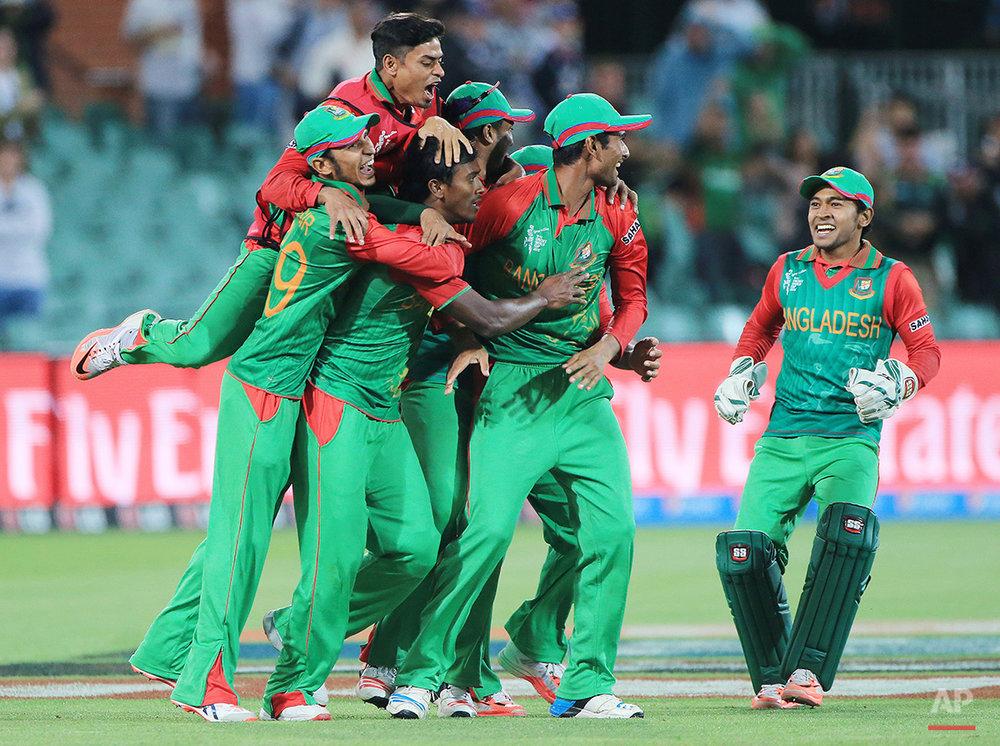 Cricket WCup England Bangladesh