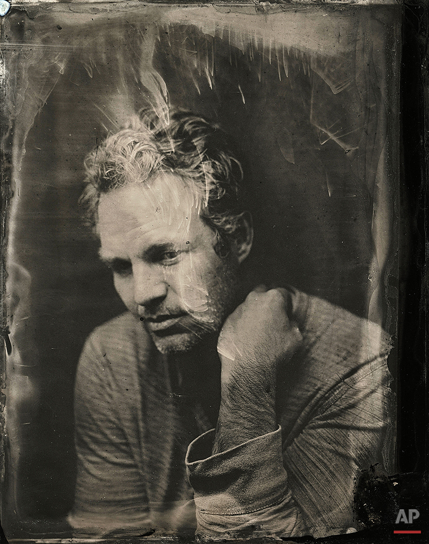 2014 Sundance TIn Type Portraits -  Mark Ruffalo