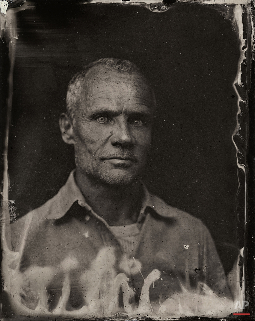 2014 Sundance TIn Type Portraits - Flea