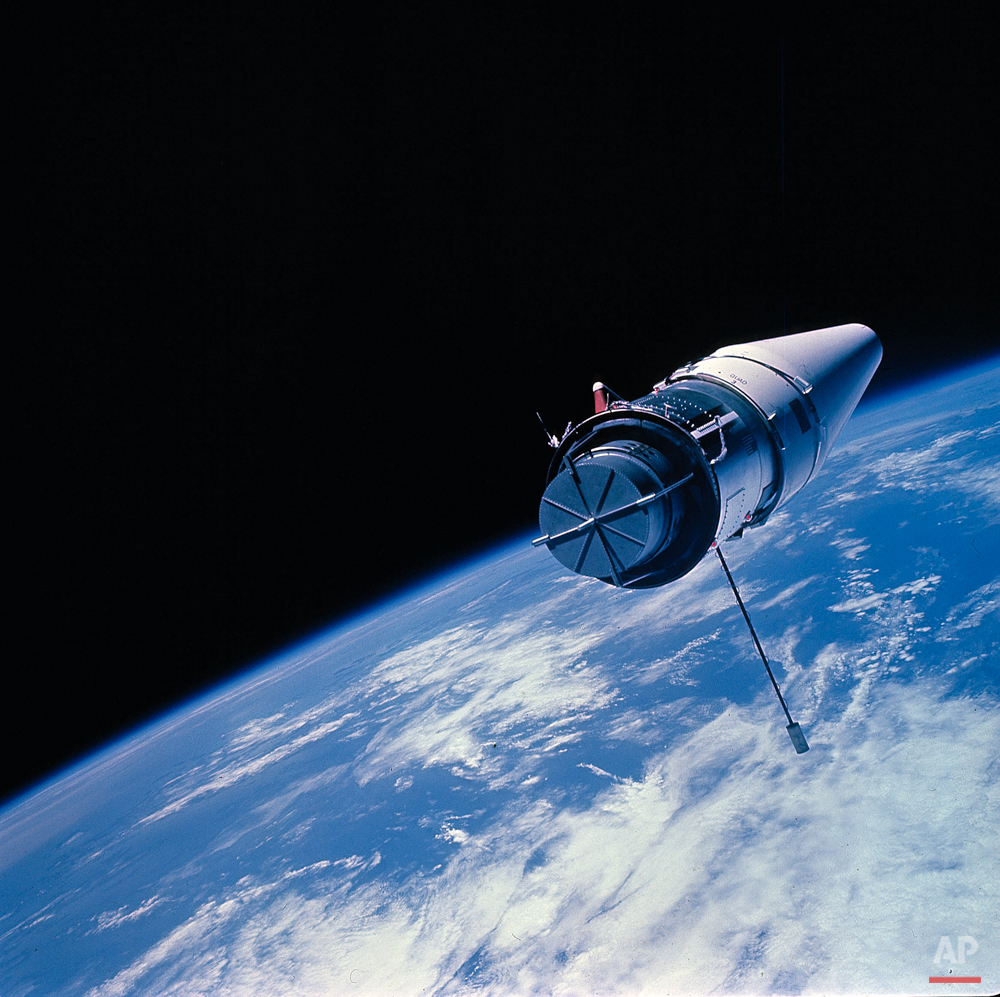 U.S. SPACE GEMINI 9