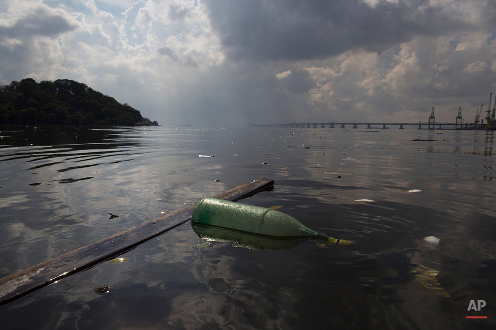 Brazil Polluted Bay Photo Essay