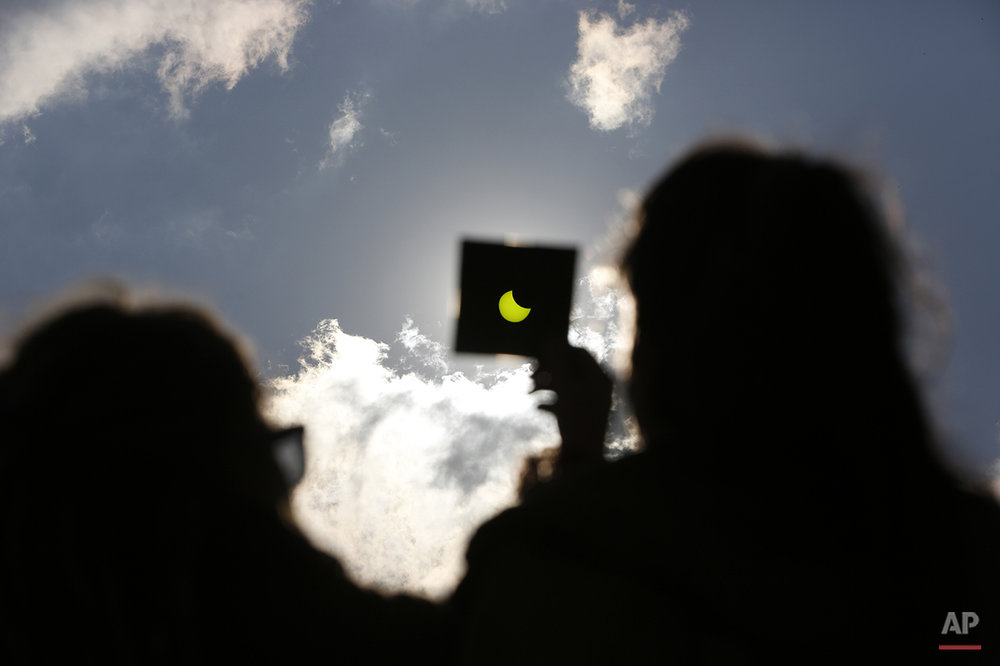 Bosnia Europe Solar Eclipse