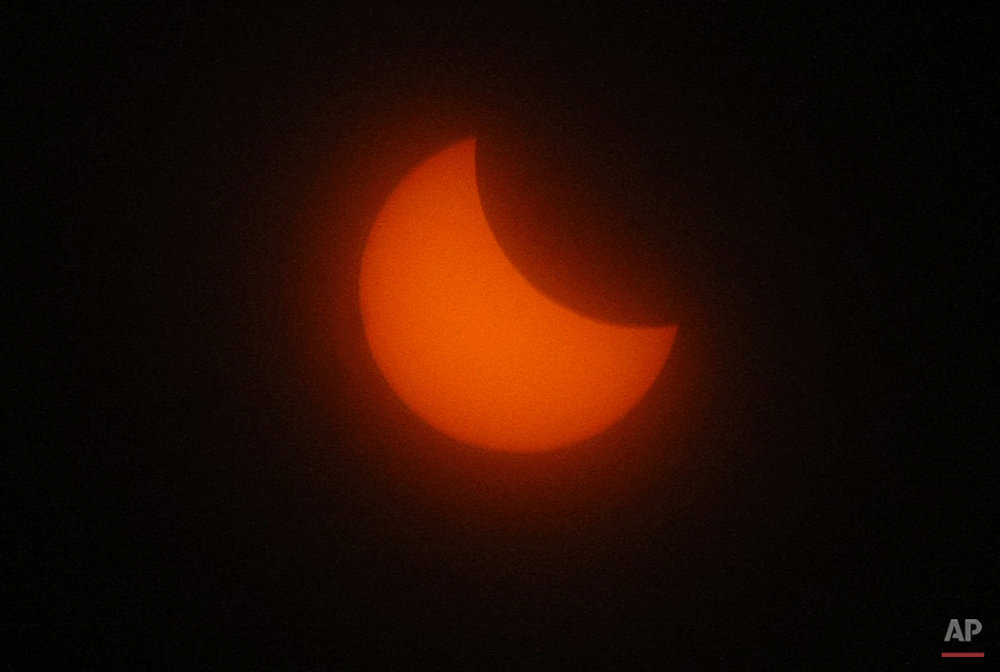 France Europe Solar Eclipse