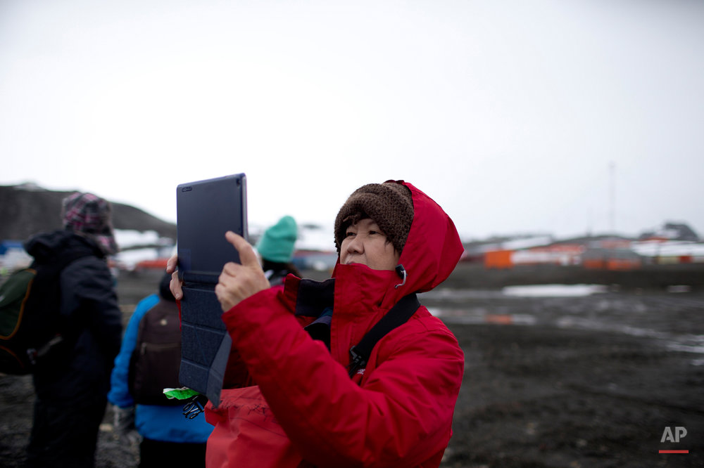Antarctica Tourism