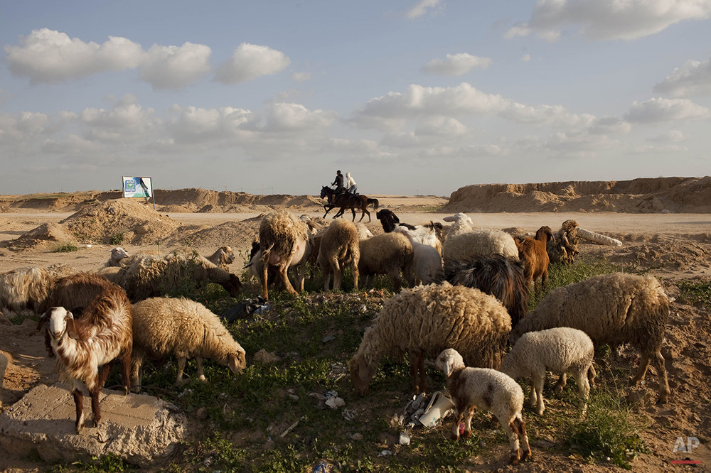 Mideast Israel Palestinians Daily Life