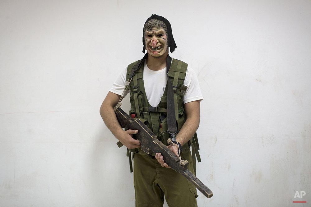 Mideast Israel Draft