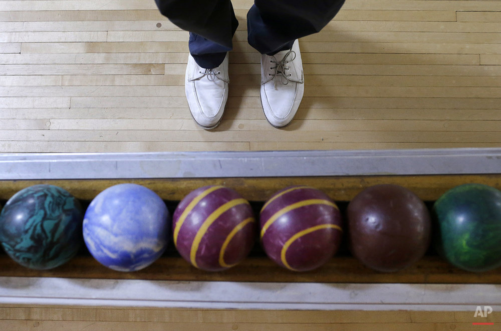 Midatlantic Duckpin Bowling Keeps Its Roots  Ap Images Spotlight Duckpin Bowling Photo Essay Writing A Proposal Essay also Writing Service Com  Narrative Essay Example High School