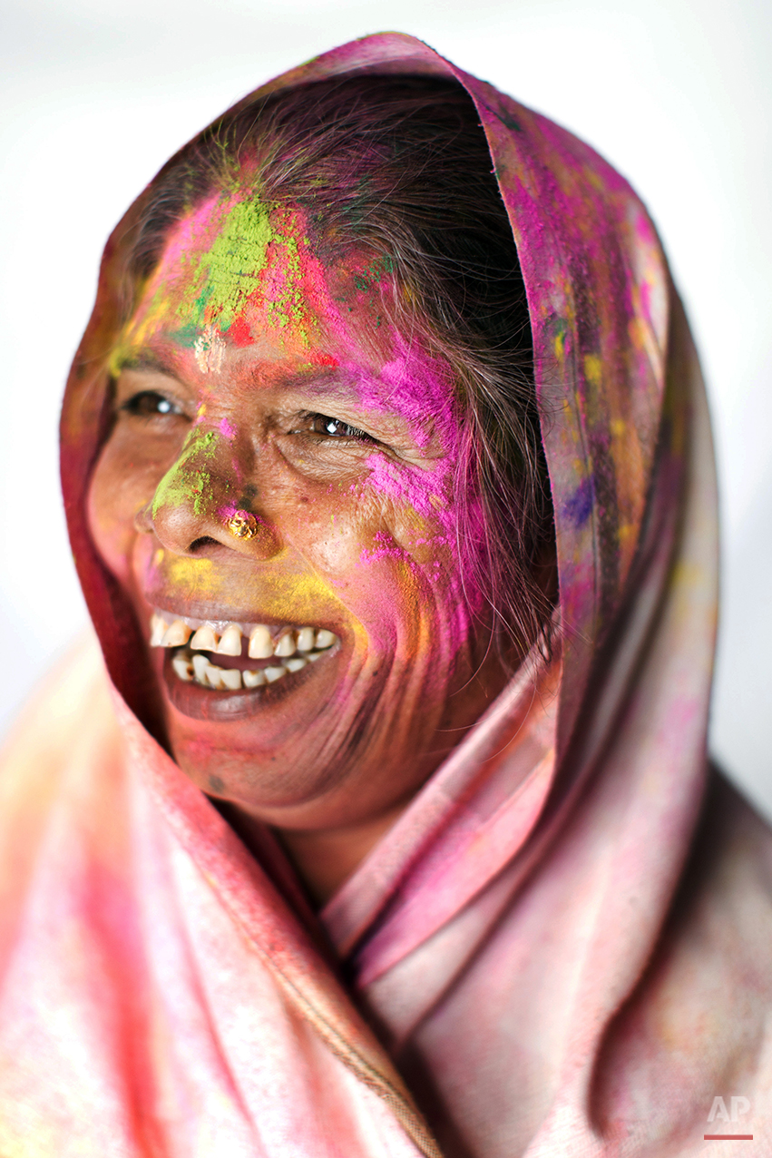 India Widows and Colors Photos Gallery
