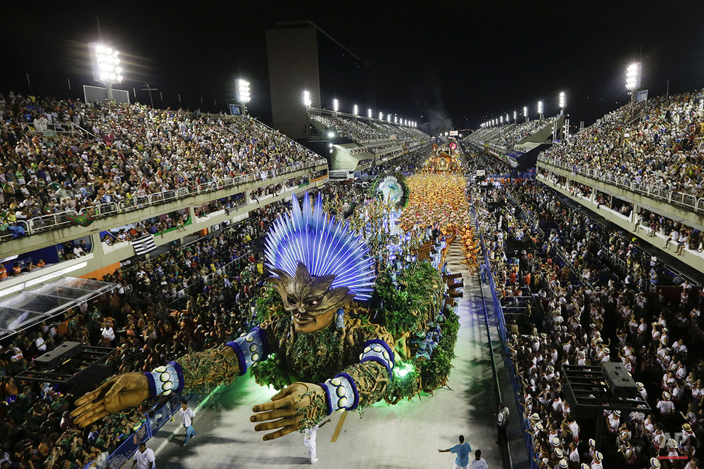 Brazil Carnival Photo Gallery