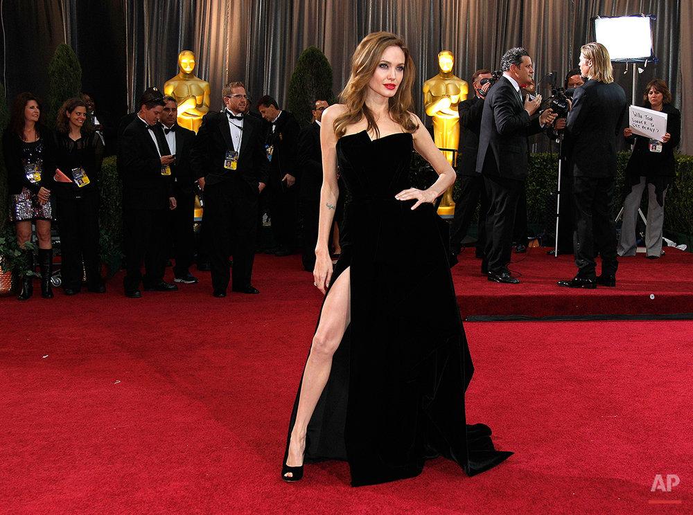 APTOPIX 84th Academy Awards Arrivals