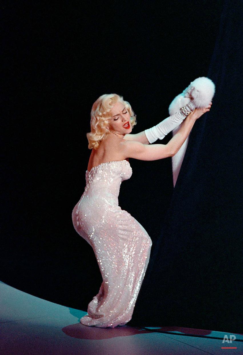 Madonna Pop  Rock Singer