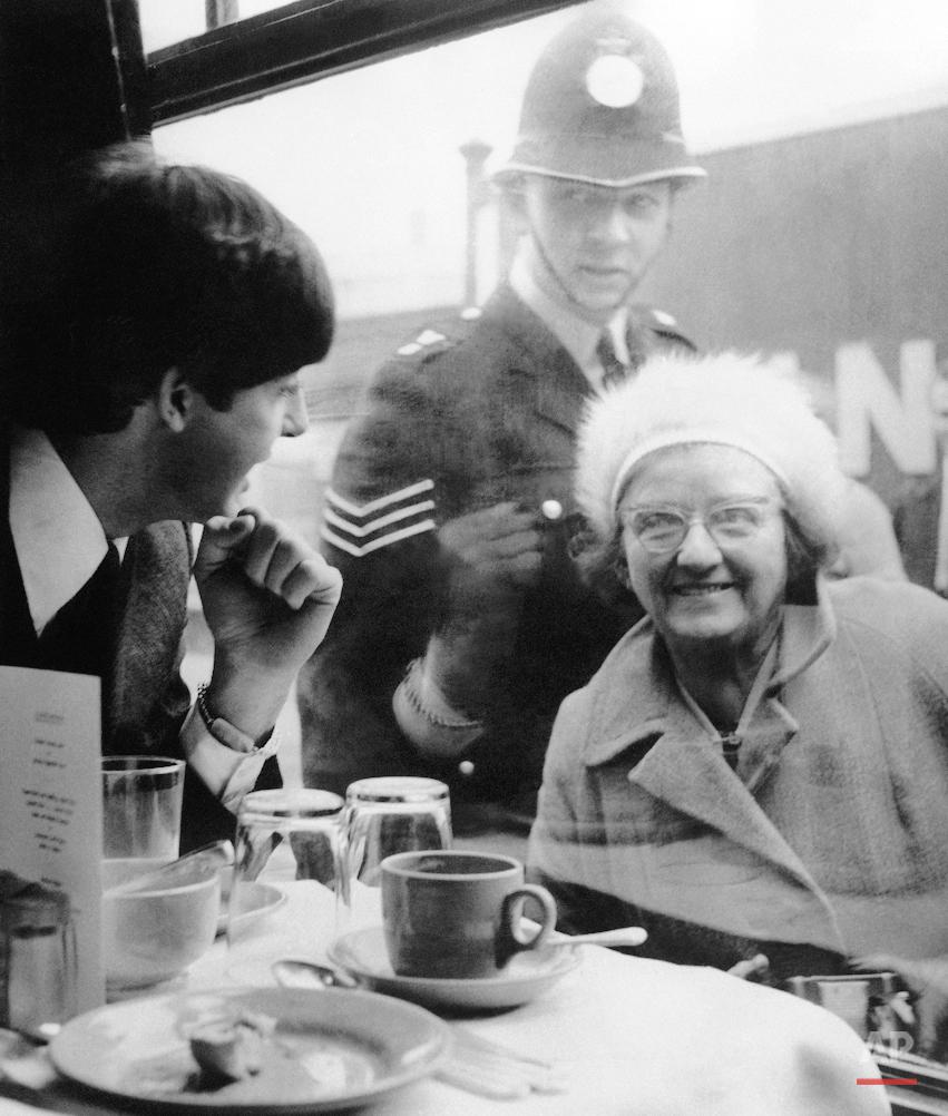 England Paul McCartney