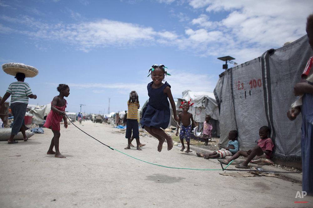 Haiti Camp Evictions