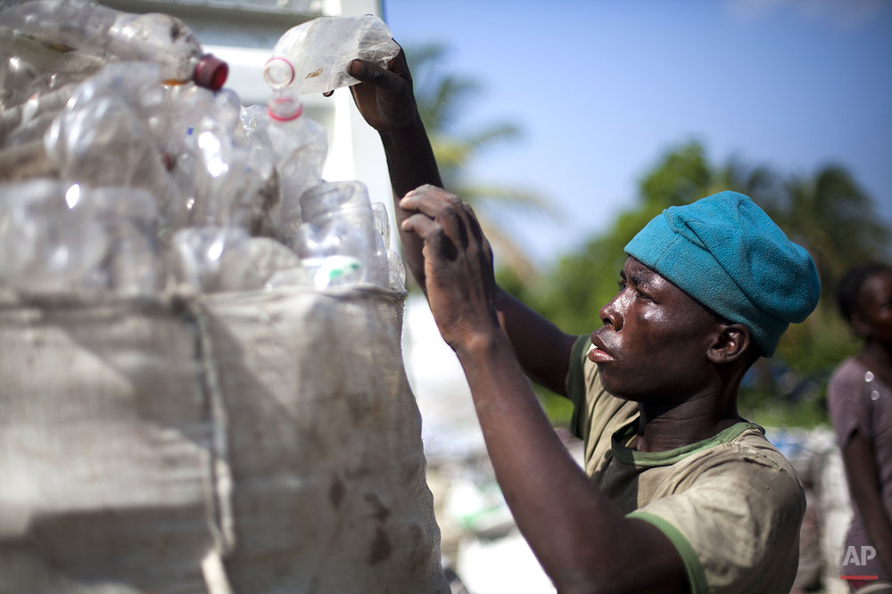 Haiti Recycling Centers