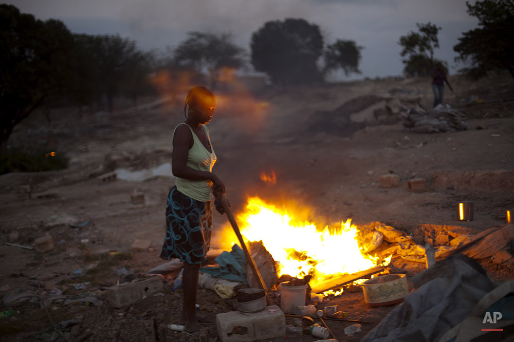 Haiti Displacement Camps