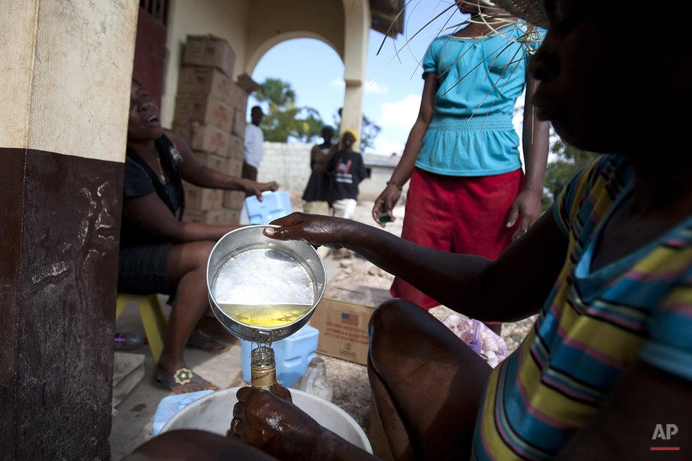 Haiti Drought