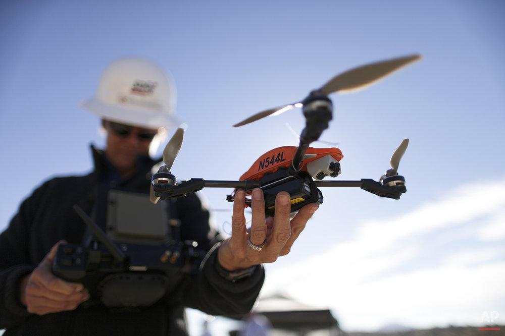 Drone Revolution