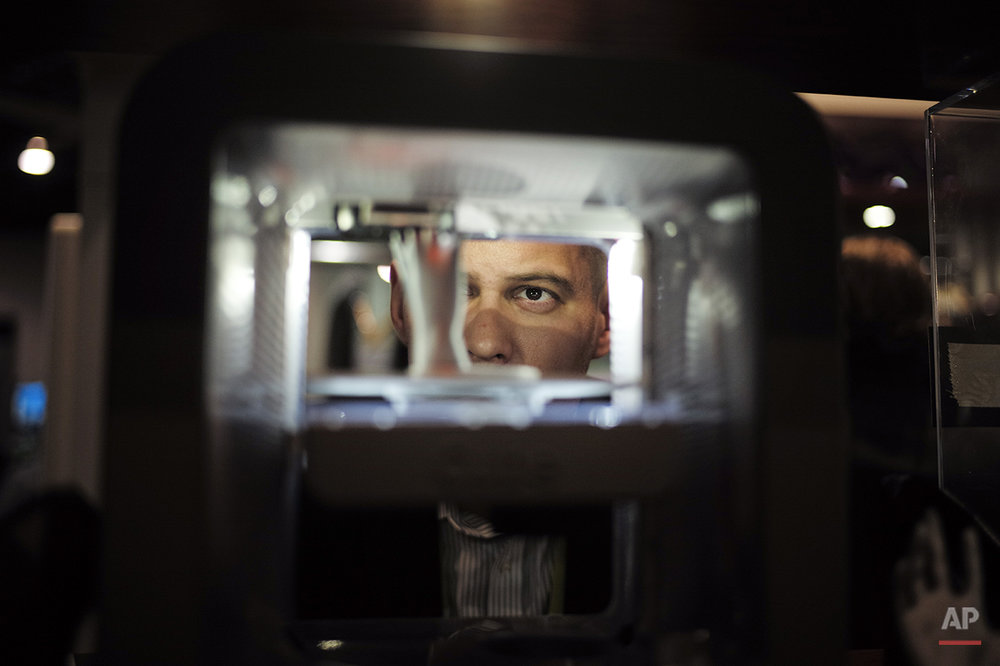 APTOPIX Gadget Show 3D Systems
