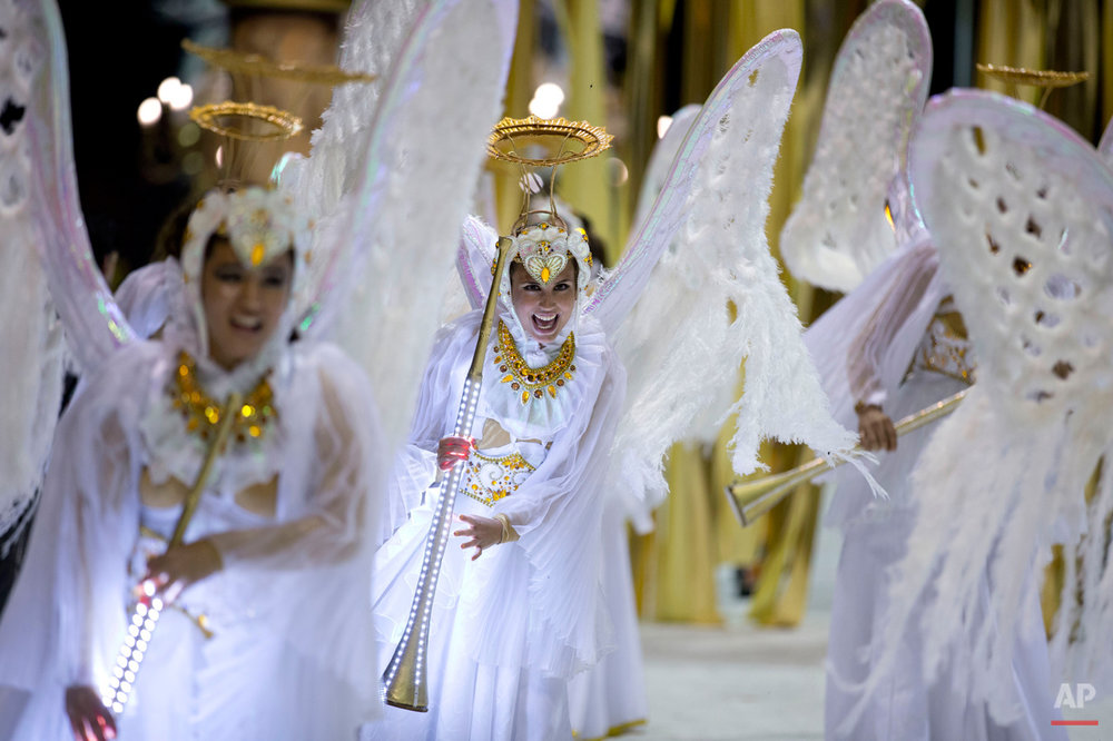 Argentina Pope Carnival