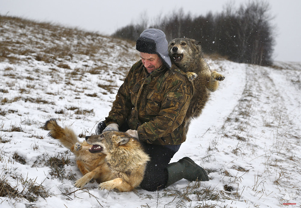APTOPIX Belarus Daily Life