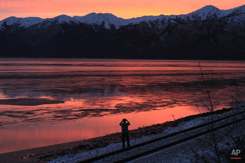 CORRECTION Alaska Daily Life