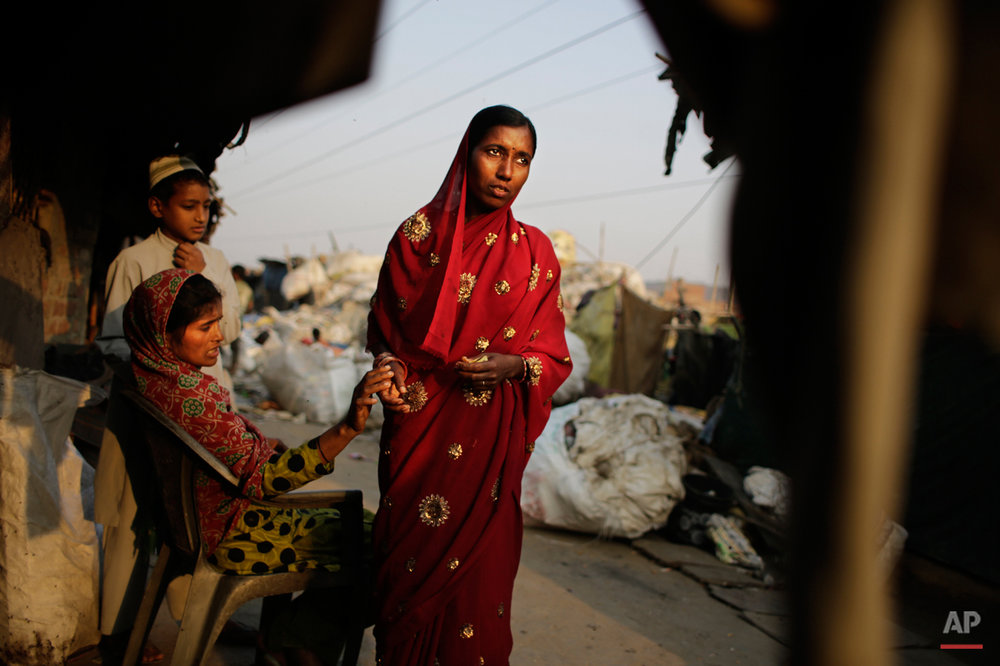 India Rag Pickers Photo Essay