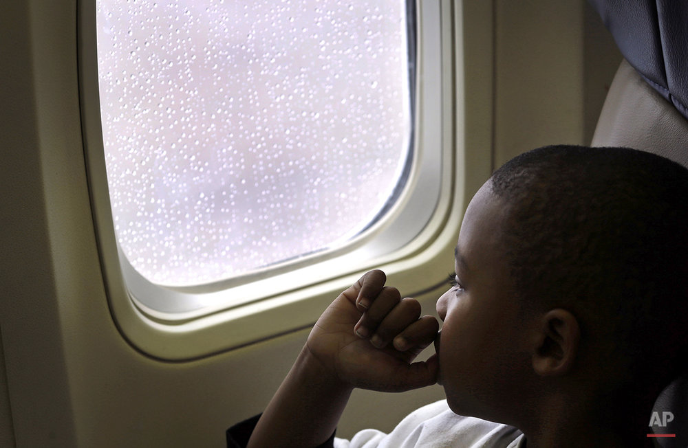 Photo Essay Airplanes And Autism