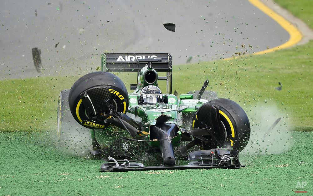 YE Australia F1 GP Auto Racing