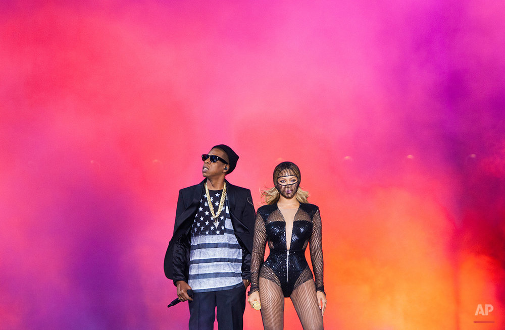 Beyonce And Jay Z - On The Run Tour - Paris - Night 2