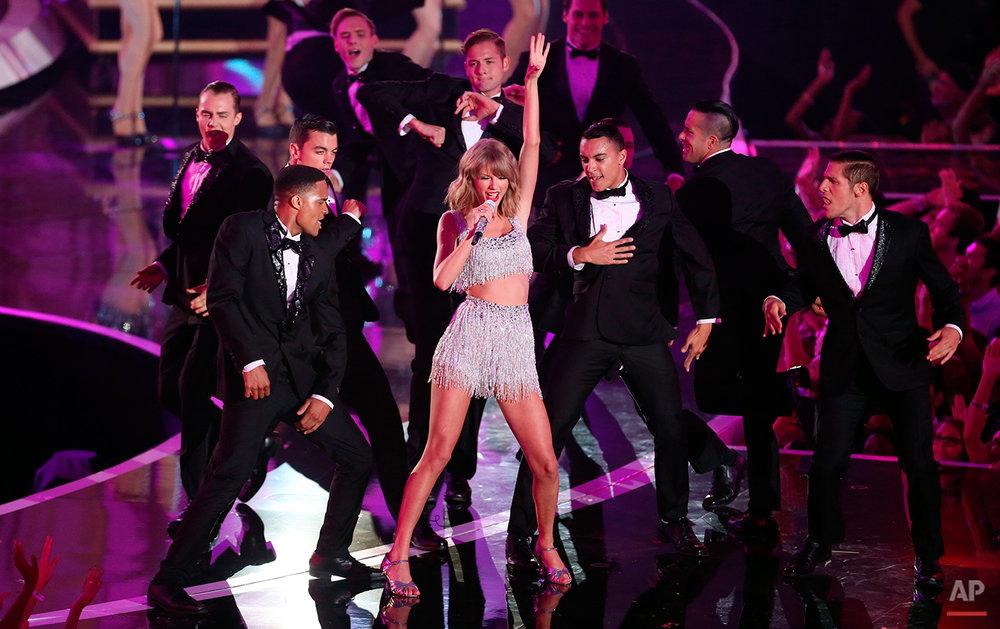 APTOPIX 2014 MTV Video Music Awards - Show