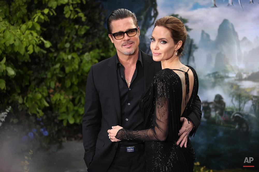 APTOPIX Film-Maleficent-Angelina Jolie