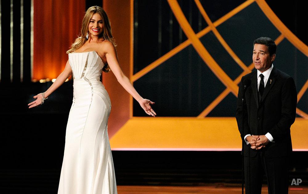 APTOPIX 2014 Primetime Emmy Awards - Show