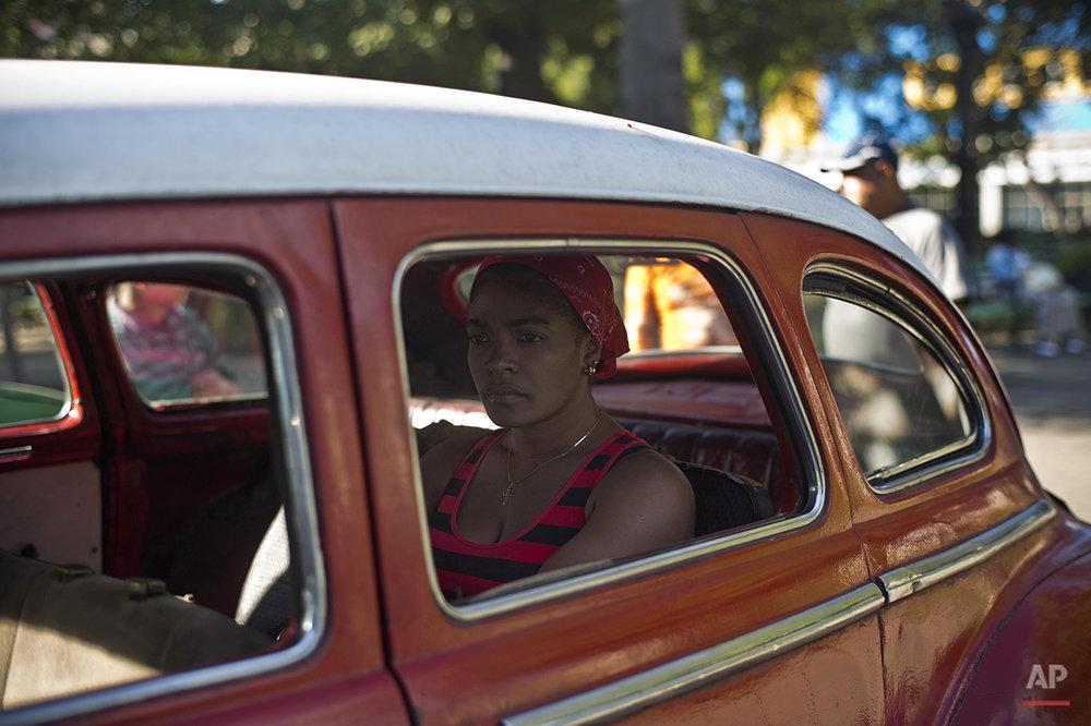 APTOPIX Cuba US