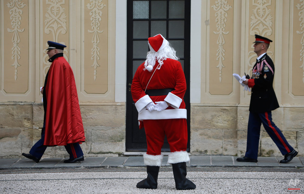 Monaco Christmas Tree Party