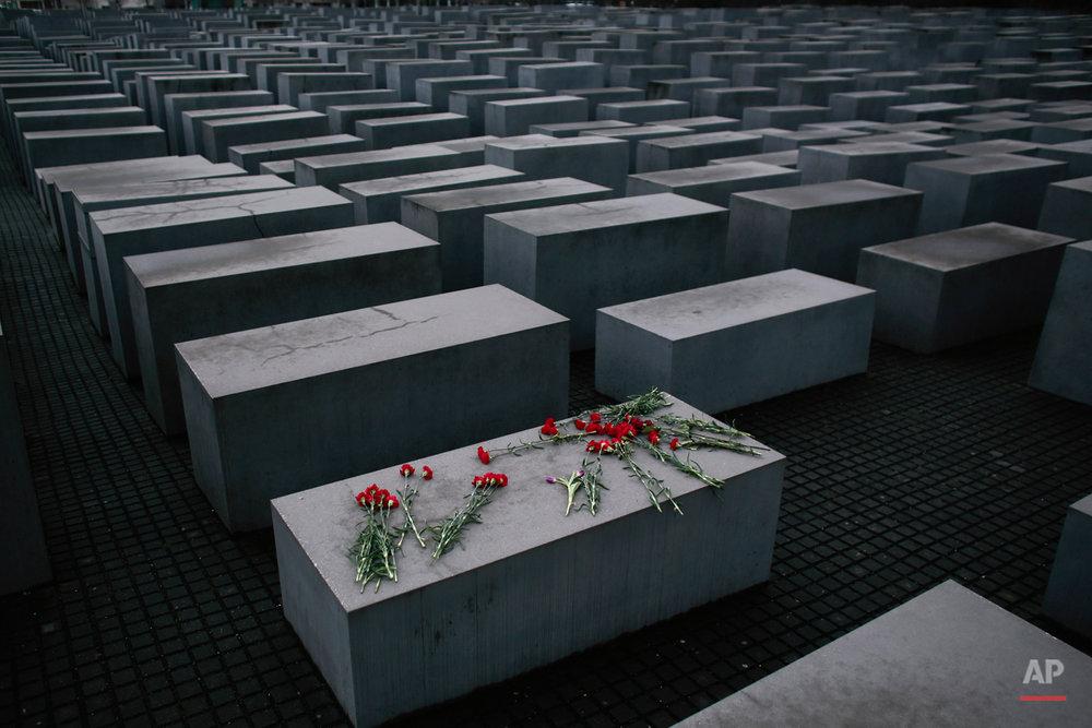 APTOPIX Germany Auschwitz Anniversary