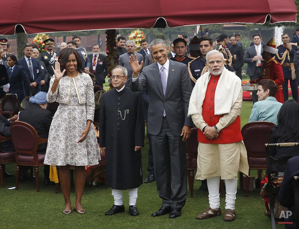 India US Obama